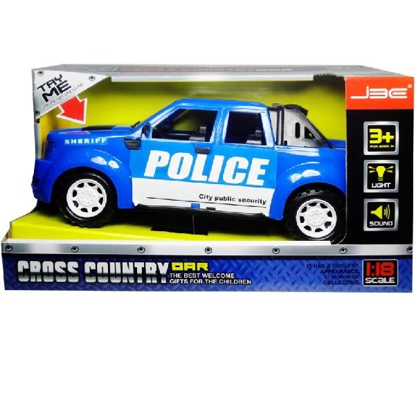 Policejní auto 26 cm