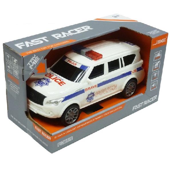 Policejní auto JEEP na baterie