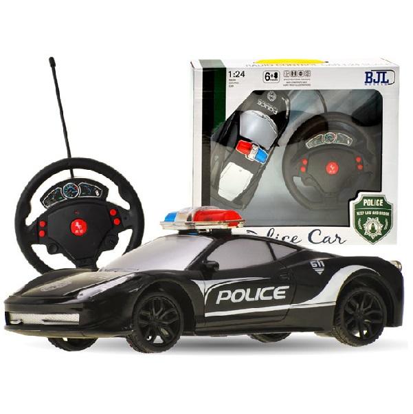 Policejní auto na dálkové ovládání