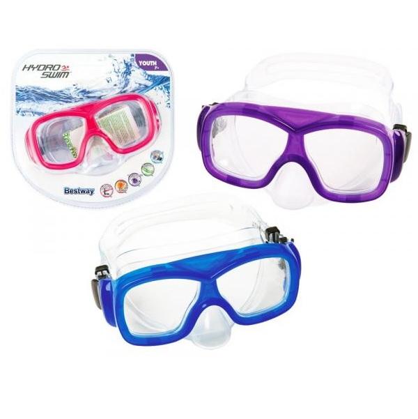Potápěčské brýle BESTWAY 22039 - červená