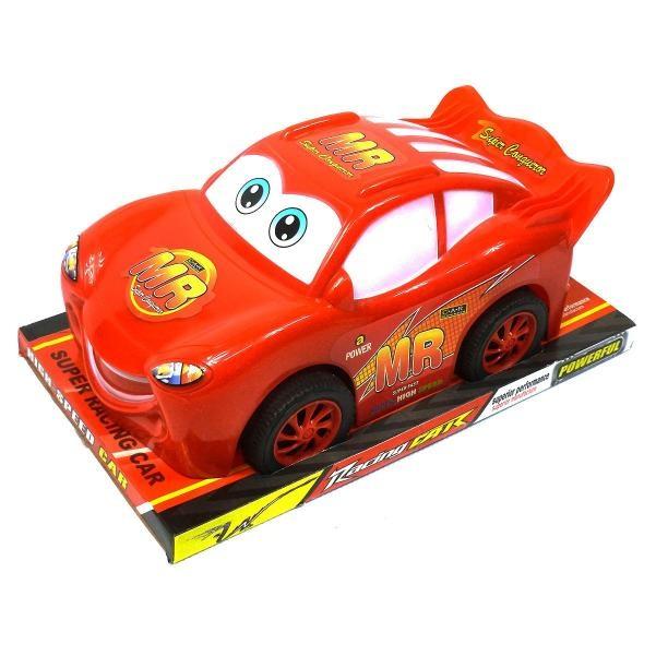 Velké auto Blesk McQueen 30 cm