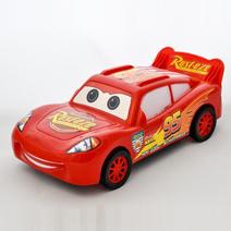 Auto Blesk McQueen 22 cm na setrvačník