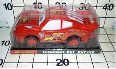 Auto Blesk McQueen 30 cm na setrvačník Cars 2