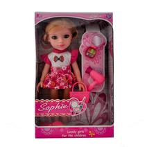 Panenka Sophie s doplňky