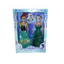Panenky Elsa a Anna 28 cm