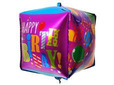 Narozeninové balóny Happy Birthday