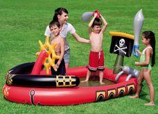 Nafukovací bazén - pirátský člun  Bestway 53041