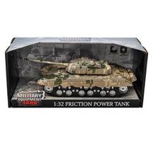 Bojový tank na baterie 22 cm