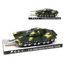 Bojový tank na baterie 30 cm