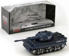 Bojový tank TIGER na baterie