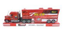 Červený kamion 48 cm