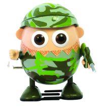 Chodící vajíčko: Eggbods - Voják