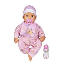 CHOU CHOU panenka jako živé miminko 48 cm