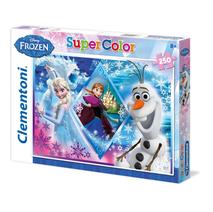 CLEMENTONI Puzzle Ledové království 250 dílny