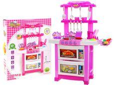 Dětská kuchyňka s grilem