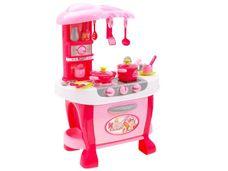 Dětská kuchyňka s kávovarem