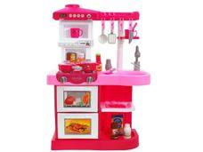 Dětská kuchyňka s troubou a myčkou