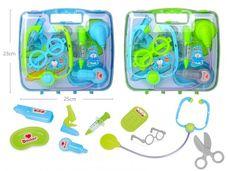 Dětská lékařská souprava v kufříku