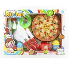 Dětská pizza na krájení