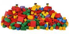 Dětská stavebnice 300 ks