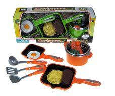 Dětská souprava kuchyňského nádobí