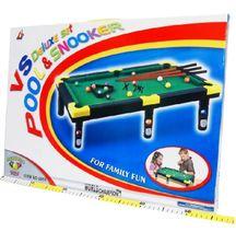 Dětský kulečník Snooker 55 cm