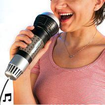Dětský echo mikrofon