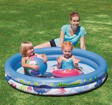 Dětský nafukovací bazén 147 cm - set Bestway 51120