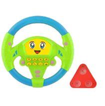 Dětský volant s přísavkou