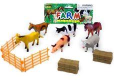 Domácí zvířata z farmy