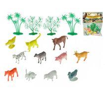 Domácí zvířátka z farmy