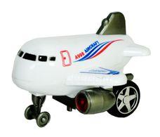 Dopravní letadlo na setrvačník