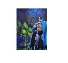 Obrázkové kostky-Batman
