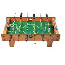 Dřevěný stolní fotbal s nožičkami