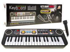 Elektrický klavír MQ3737: chybějící krytka