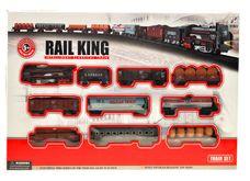 Elektrický vláček Rail King