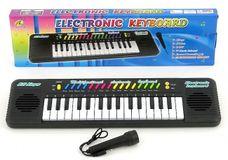 Elektronický klavír multifunkční
