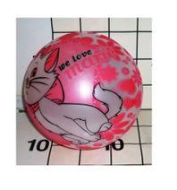 Gumový míč s kočičkou