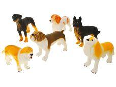 Gumové zvířata - psi