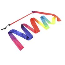 Gymnastická stuha barevná