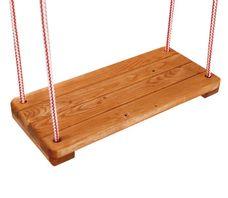 Houpačka dřevěná - deska