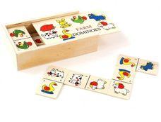 Hra - domino se zvířátky