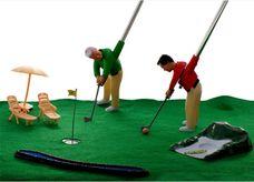 Hra-golfová sada