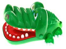 Hra - krokodýl dentista