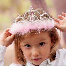 Korunka pro malé princezny