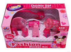 Lékařská souprava Little playmate