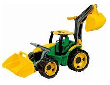 Lena traktor s lžící a bagrem