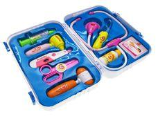 Malý lékař - lékařská souprava v kufříku