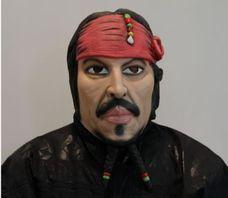 maska piráta