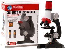 Mikroskop s příslušenstvím